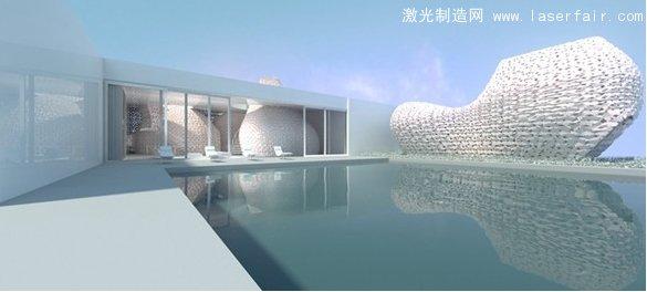 3d打印房屋1.0:真正宜居的未来家园图片